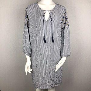 Old Navy Striped Flowy Dress Size XXL